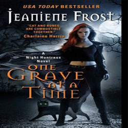 Review: One Grave at a Time by Jeaniene Frost