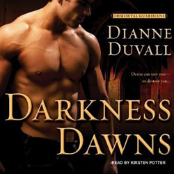 Audio Review: Darkness Dawns by Dianne Duvall