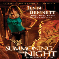 Review: Summoning the Night by Jenn Bennett