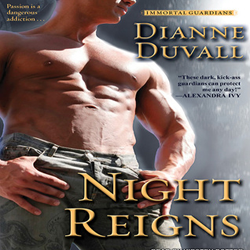 Audio Review: Night Reigns by Dianne Duvall