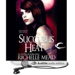Audio Review: Succubus Heat by Richelle Mead