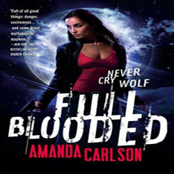 ARC Review: Full Blooded by Amanda Carlson