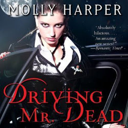Audio Review: Driving Mr. Dead by Molly Harper