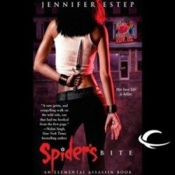 Audio Review: Spider's Bite by Jennifer Estep