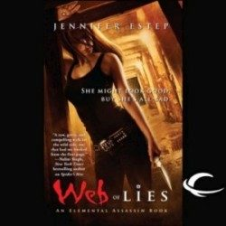 Audio Review: Web of Lies by Jennifer Estep