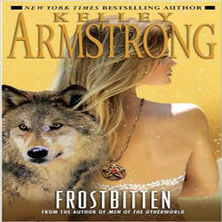 Audiobook Review: Frostbitten by Kelley Armstrong