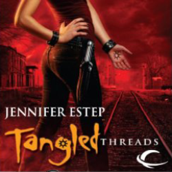 Audiobook Review: Tangled Threads by Jennifer Estep