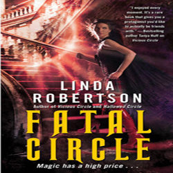 Review: Fatal Circle by Linda Robertson