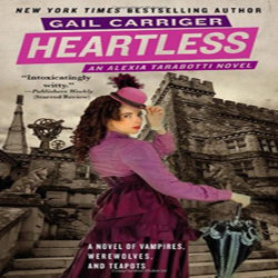 Review: Heartless by Gail Carriger