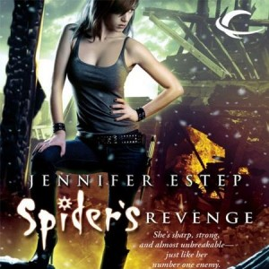 Audio Review: Spider's Revenge by Jennifer Estep