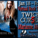 Tour Stop + Giveaway: Twice Cursed by Marianne Morea