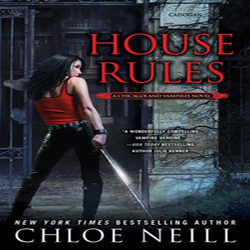Review: House Rules by Chloe Neill