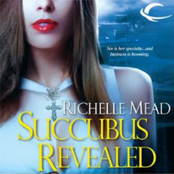 Audio Review: Succubus Revealed by Richelle Mead