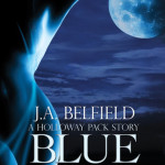 Josh Reviews: Blue Moon by J.A. Belfield