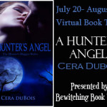 Promo Stop & Excerpt: A Hunter's Angel by Cera Dubois