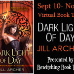 Dark Light of Day Tour Stop: Sue Interviews Jill Archer + Giveaway