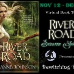 Tour Stop: River Road Excerpt by Suzanne Johnson + Giveaway