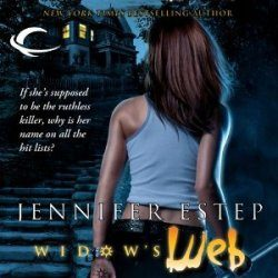 Audio Review: Widow's Web by Jennifer Estep