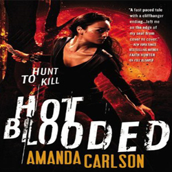 ARC Review: Hot Blooded by Amanda Carlson