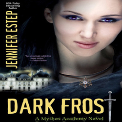 Review: Dark Frost by Jennifer Estep