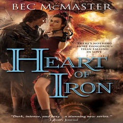 Review: Heart of Iron by Bec McMaster