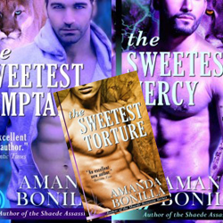 Series Review: Sexy Shifter Shorts by Amanda Bonilla