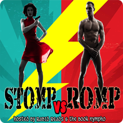 Angela Addams' Kick-Ass Ladies + Giveaway #StompvsRomp