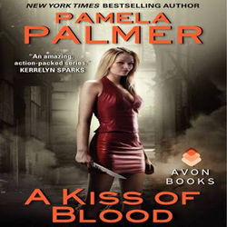 Review: A Kiss of Blood by Pamela Palmer