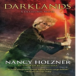 Josh Reviews: Darklands by Nancy Holzner
