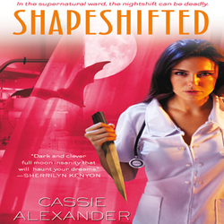 Review: Shapeshifted by Cassie Alexander