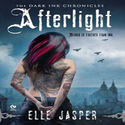 Josh Reviews: Afterlight by Elle Jasper