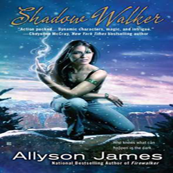 Josh Reviews: Shadow Walker by Allyson James