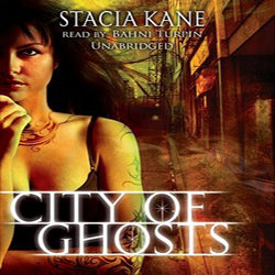 Audio Review: City of Ghosts by Stacia Kane