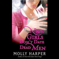 Audio Review: Nice Girls Don't Date Dead Men by Molly Harper
