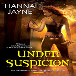 Josh Reviews: Under Suspicion by Hannah Jayne