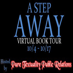 A Step Away Tour Stop: Excerpt + Giveaway with Jocelyn Stover