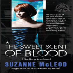 Josh Reviews: The Sweet Scent of Blood by Suzanne McLeod