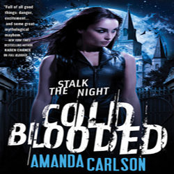 Review: Cold Blooded by Amanda Carlson