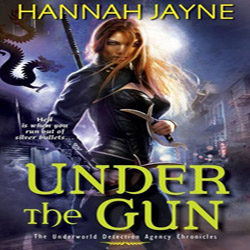 Josh Reviews: Under the Gun by Hannah Jayne