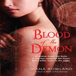 Josh Reviews: Blood of the Demon by Diana Rowland