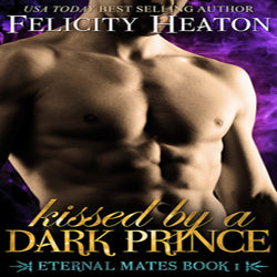 Review: Kissed by a Dark Prince by Felicity Heaton