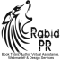 Introducing Rabid PR: Author Virtual Assistance and Webmaster Services