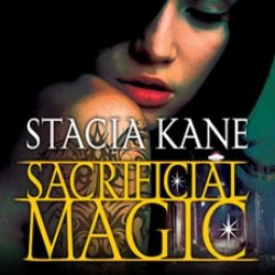 Audio Review: Sacrificial Magic by Stacia Kane