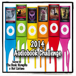 2014 Audiobook Challenge Wrap-Up