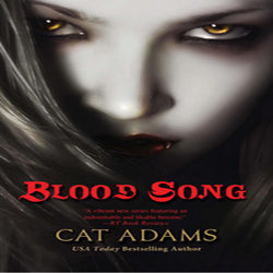 Josh Reviews: Blood Song by Cat Adams