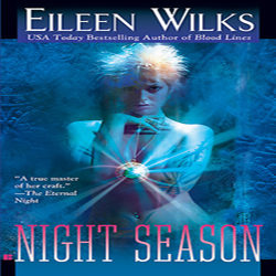 Josh Reviews: Night Season by Eileen Wilks
