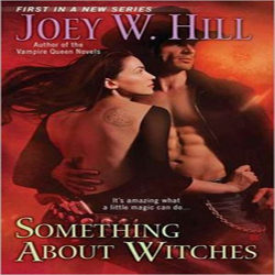 Josh Reviews: Something about Witches by Joey W. Hill