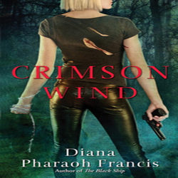 Josh Reviews: Crimson Wind by Diana Pharaoh Francis
