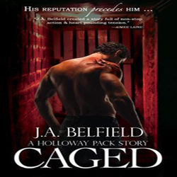 Review: Caged by J.A. Belfield
