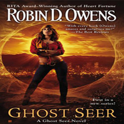Review: Ghost Seer by Robin D Owens